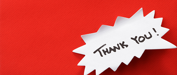"6 Ways to Say ""Thank You"" Using Social Media"